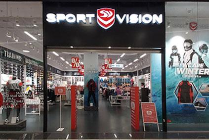SV-VL - Sport Vision Shopping City