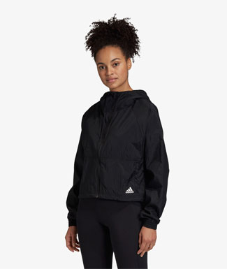 ADIDAS BADGE OF SPORT WOVEN JACKET