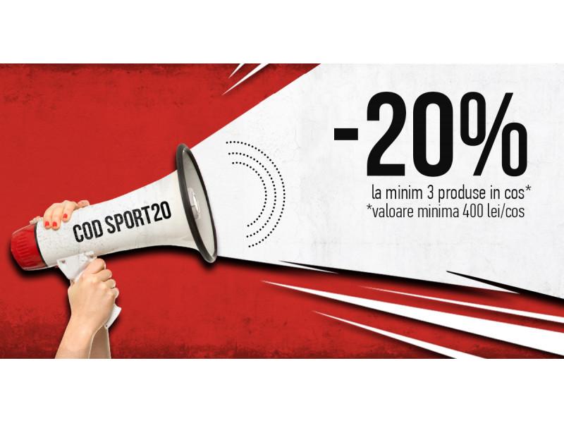 Promotia lunii ianuarie -20%