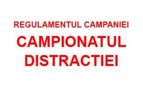Regulamentul campaniei