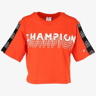 CHAMPION Tricou CREWNECK CROPTOP
