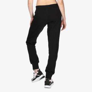 CHAMPION Pantaloni de trening LADY GLITTER SPORT RIB CUFF PANTS