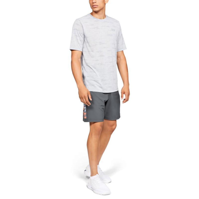 UNDER ARMOUR Pantaloni scurti Woven Graphic Wordmark Short