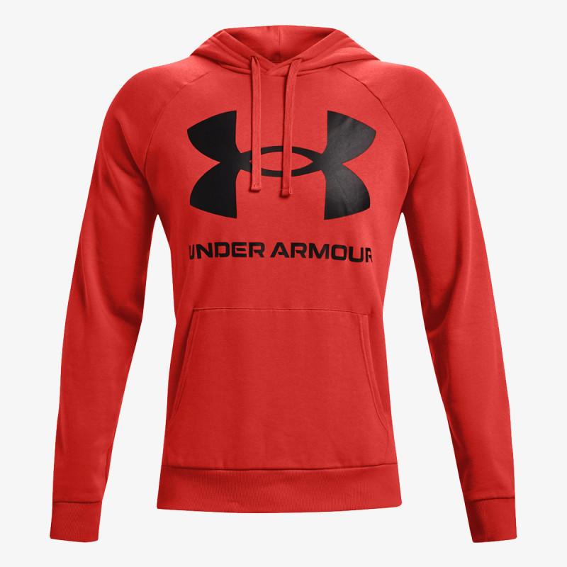 UNDER ARMOUR Hanorac UA Rival Fleece Big Logo HD