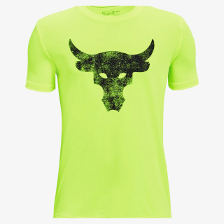 UNDER ARMOUR Tricou UA Project Rock BrhmaBull SS
