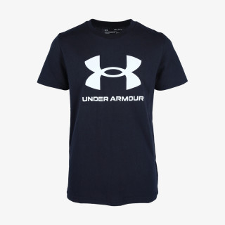 UNDER ARMOUR Tricou UA Sportstyle Logo SS