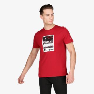 CHAMPION Tricou STREET BASKET T-SHIRT