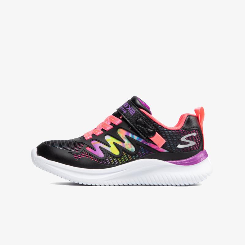 SKECHERS Pantofi sport Sintetic/Textil/Cauciuc
