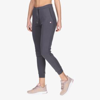 CHAMPION Pantaloni de trening LADY NET RIB CUFF PANTS