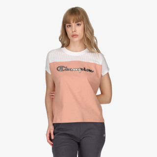 CHAMPION Tricou LADY NET T-SHIRT