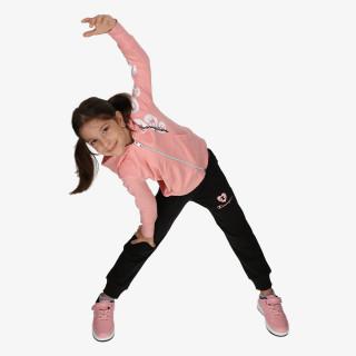 CHAMPION Trening BTS GIRLS SWEATSUIT