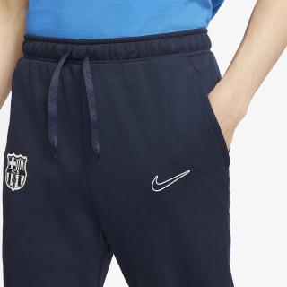 NIKE Pantaloni de trening FCB M NK DF TRAVEL FLC PANT