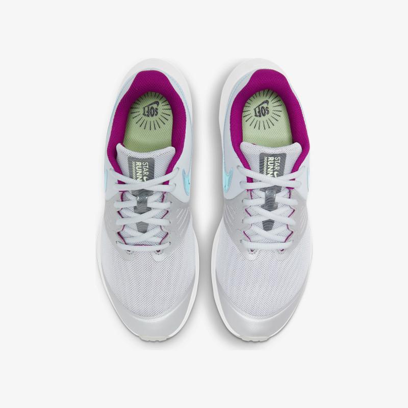 NIKE Pantofi sport NIKE STAR RUNNER 2 POWER GG