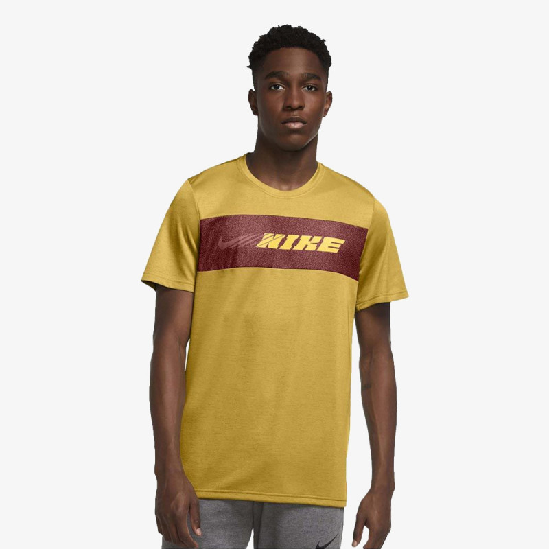 NIKE Tricou M NK DRY SUPERSET SS SC ENERGY