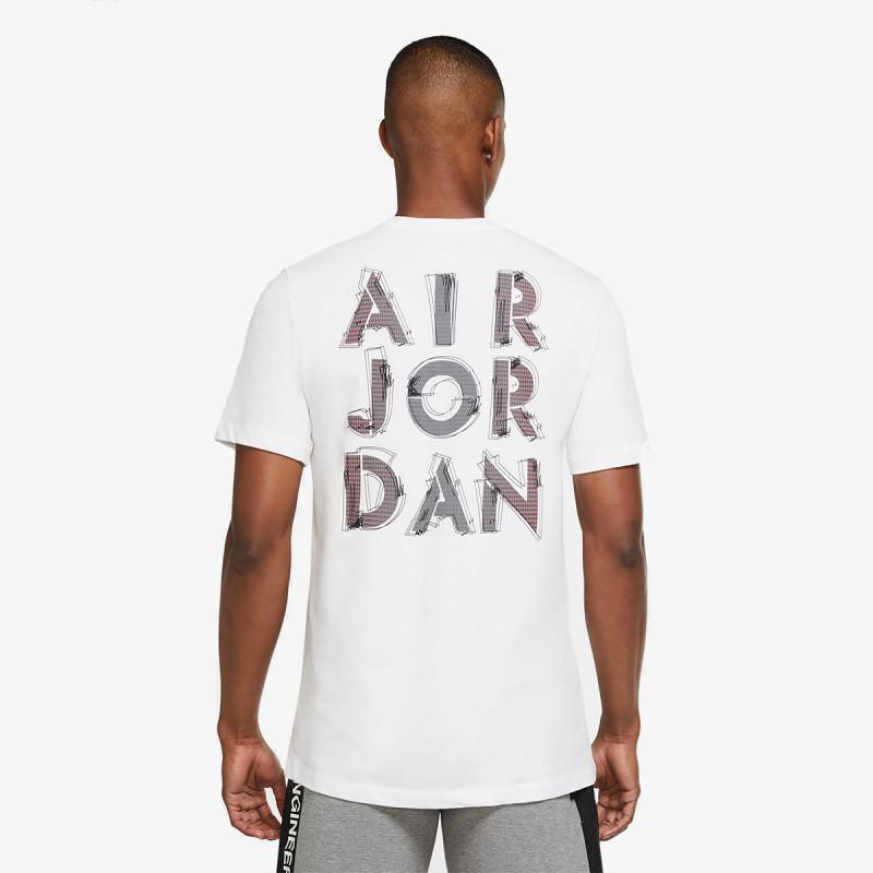 NIKE Tricou M J DFCT AIR PERF GFX CREW