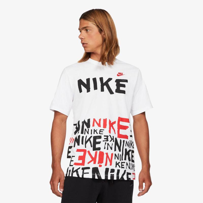 NIKE Tricou M NSW TEE PRINTED AOP HBR