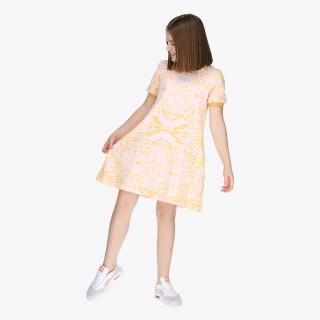 NIKE Rochie G NSW AOP SS DRESS