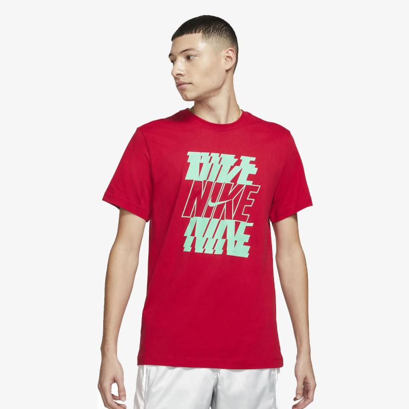 NIKE Tricou M NSW TEE SWOOSH/BLOCK 12MO