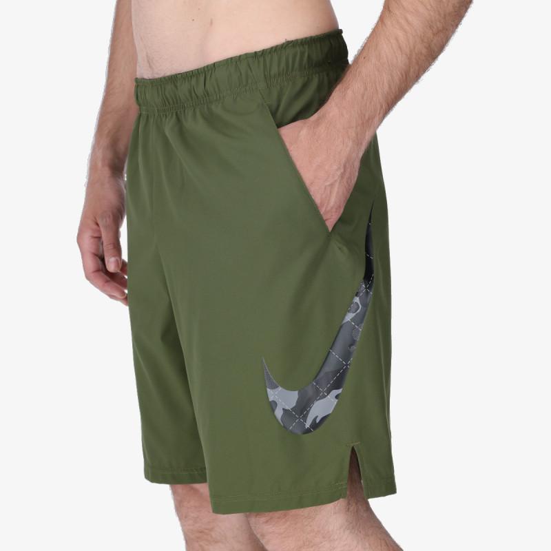 NIKE Pantaloni scurti M NK DF CAMO FLEX WVN SHORT 3