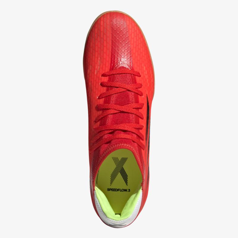 adidas Ghete de fotbal X SPEEDFLOW.3 IN