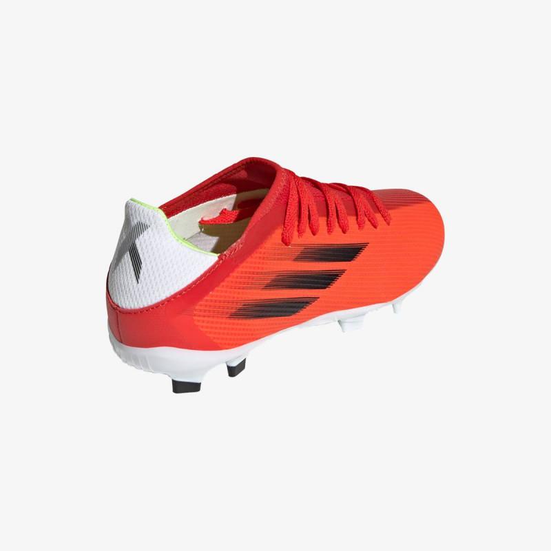 adidas Ghete de fotbal X SPEEDFLOW.3 FG J
