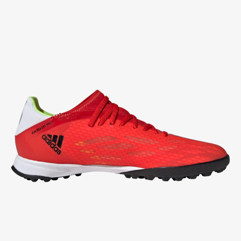 adidas Ghete de fotbal X SPEEDFLOW.3 TF