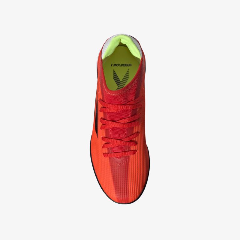 adidas Ghete de fotbal X SPEEDFLOW.3 TF J