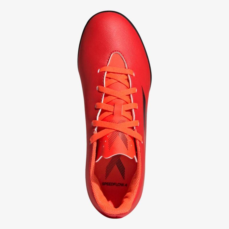 adidas Ghete de fotbal X SPEEDFLOW.4 TF J
