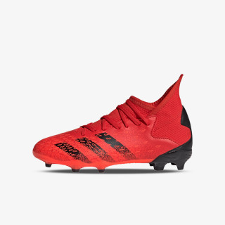adidas Ghete de fotbal PREDATOR FREAK .3 FG J