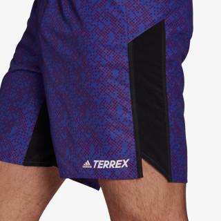 adidas Pantaloni scurti TX TRAIL SH GFX