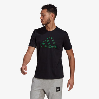 adidas Tricou M FI GFX TEE