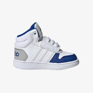 adidas Pantofi sport HOOPS MID 2.0 I
