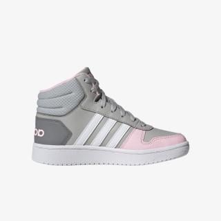 adidas Pantofi sport HOOPS MID 2.0 K
