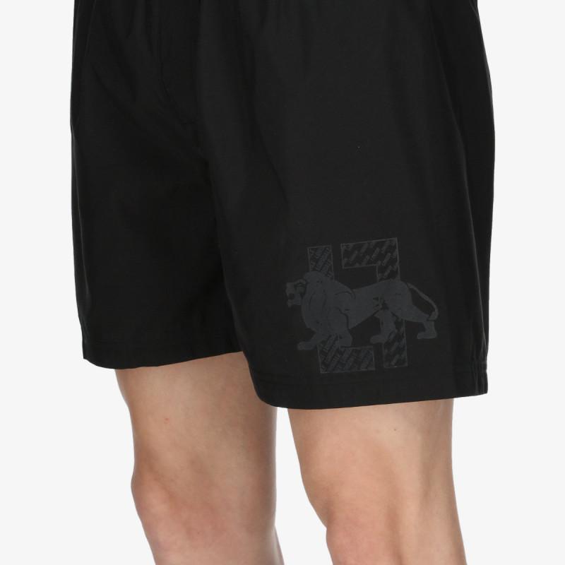 LONSDALE Pantaloni scurti S21 BLACK SWIMM SHORTS