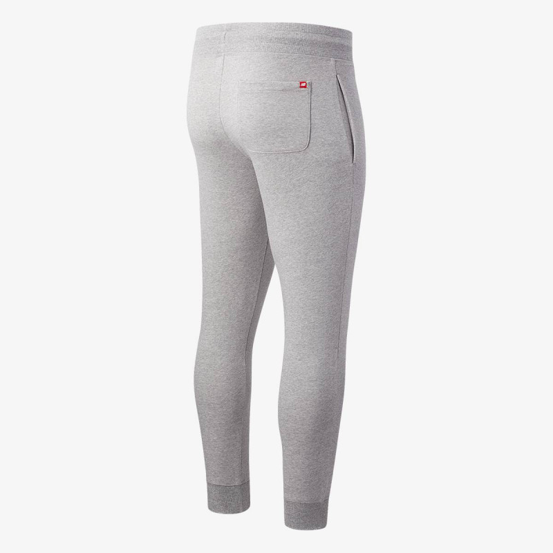 NEW BALANCE Pantaloni de trening NB Essential Stack Logo Slim Sweatpant
