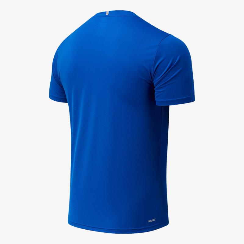 NEW BALANCE Tricou Core Run Short Sleeve
