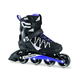 ROLLERBLADE Role SIRIO 80 ST W BLACK/PURPLE