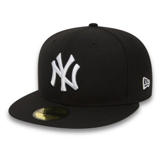 NEW ERA Sepci MLB BASIC NEW YORK YANKEES BLACK