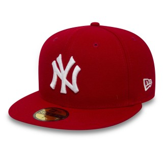 NEW ERA Sepci KAPA MLB BASIC NEW YORK YANKEES SCARLET