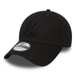 NEW ERA Sepci KAPA 39THIRTY LEAGUE BASIC NY BLACK BLACK