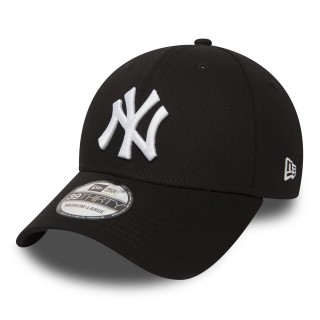 NEW ERA Sepci KAPA 39THIRTY LEAGUE BASIC NY BLACK/WHITE