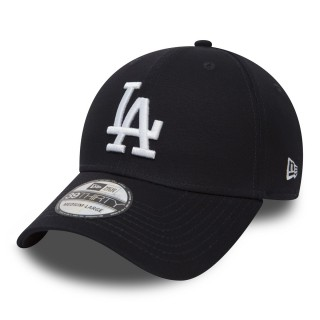 NEW ERA Sepci KAPA 39THIRTY LEAGUE BASIC LA NAVY WHITE