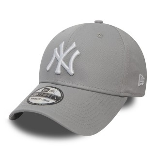 NEW ERA Sepci KAPA 39THIRTY LEAGUE BASIC NY GRAY/WHITE