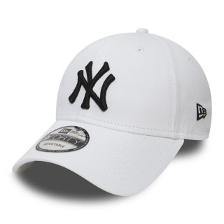 NEW ERA Sepci KAPA 9FORTY LEAGUE BASIC NY WHITE/BLACK