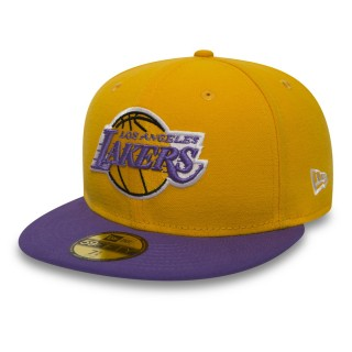 NEW ERA Sepci KAPA NBA BASIC LOS ANGELES LAKERS