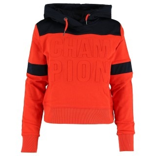 CHAMPION Hanorace HOODED LONG SLEEVE TOP