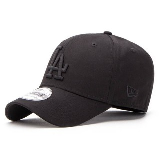 NEW ERA Sepci KAPA 39THIRTY LEAGUE BASIC LA BLACK/BLACK