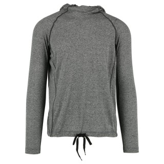 UNDER ARMOUR Bluze T-SHIRT-THREADBORNE TRAIN HOOD TWIST