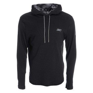 UNDER ARMOUR Hanorace SC30 THERMAL HOODY-BLK
