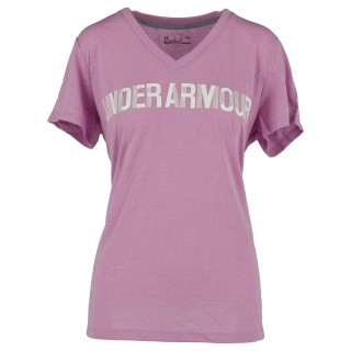UNDER ARMOUR Tricouri T-SHIRT-THREADBORNE V GRAPHIC TWIST